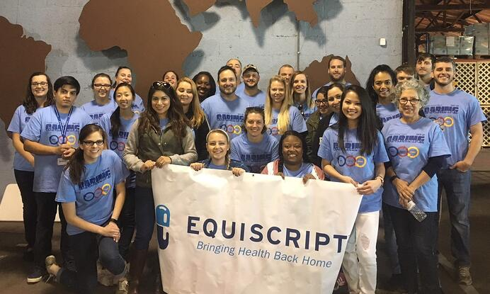 Equiscript Day of Caring